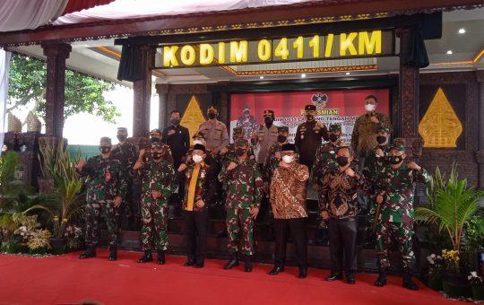 Makodim 0411/ LT berganti nama menjadi Makodim 0411/KM