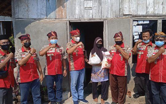 Ditengah pemberlakuan PPKM GML Kota Metro tetap melakukan kegiatan Jum'at Berkah