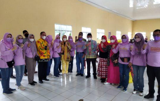 IKAPTK Provinsi Lampung dan Kota Metro yang telah menyelenggarakan Bhakti Sosial di Kota Metro